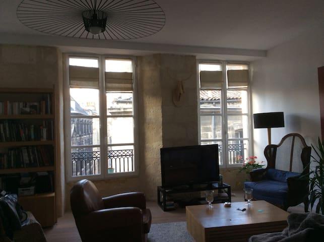 Superbe t3 c ur bordeaux historique apartments for rent for T3 bordeaux