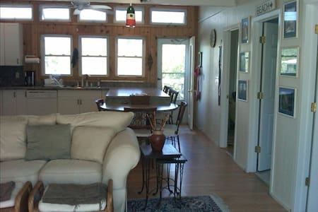 SEA TRAIN - $400/night for JUNE- Air Conditioned