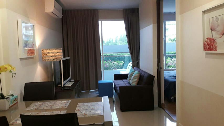 KhaoTakiab Hua Hin Seaside 1 Bedroom Apartment - Soi Mooban Takiab - Apartmen