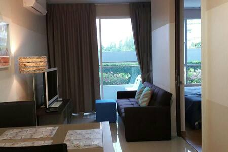 KhaoTakiab Hua Hin Seaside Apartment - Apartemen