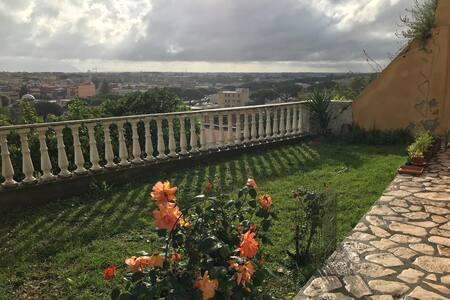 Panoramic Italian Villa