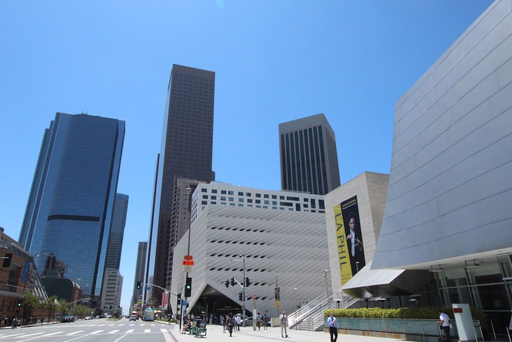Downtown Ultra Modern 1BR Jump To LA Culture Flats For Rent In Los Ange