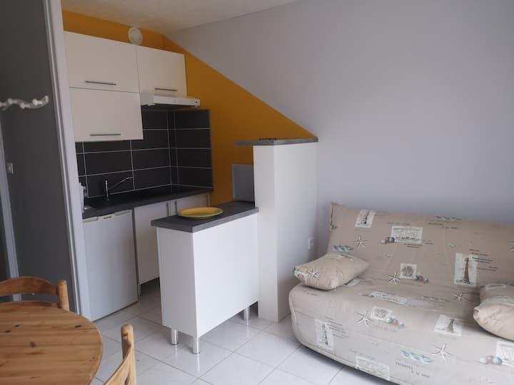 Appartement studio Port Olona avec balcon
