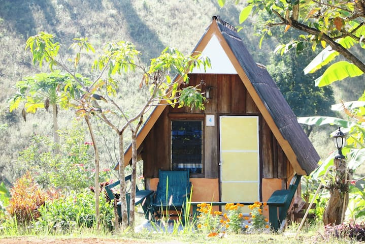 Pa-ood Homestay (Bungalow 4)