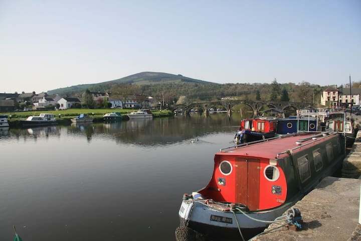 Cosy apartment in Graiguenamanagh, Co Kilkenny