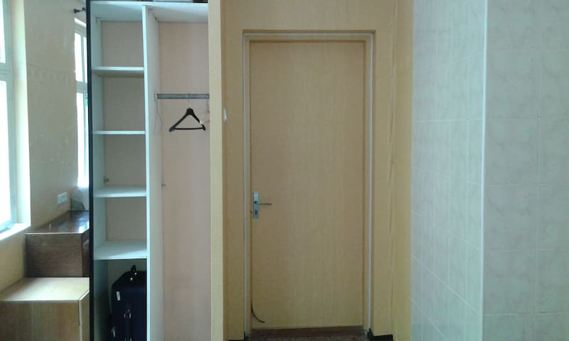 wardrobe in your room