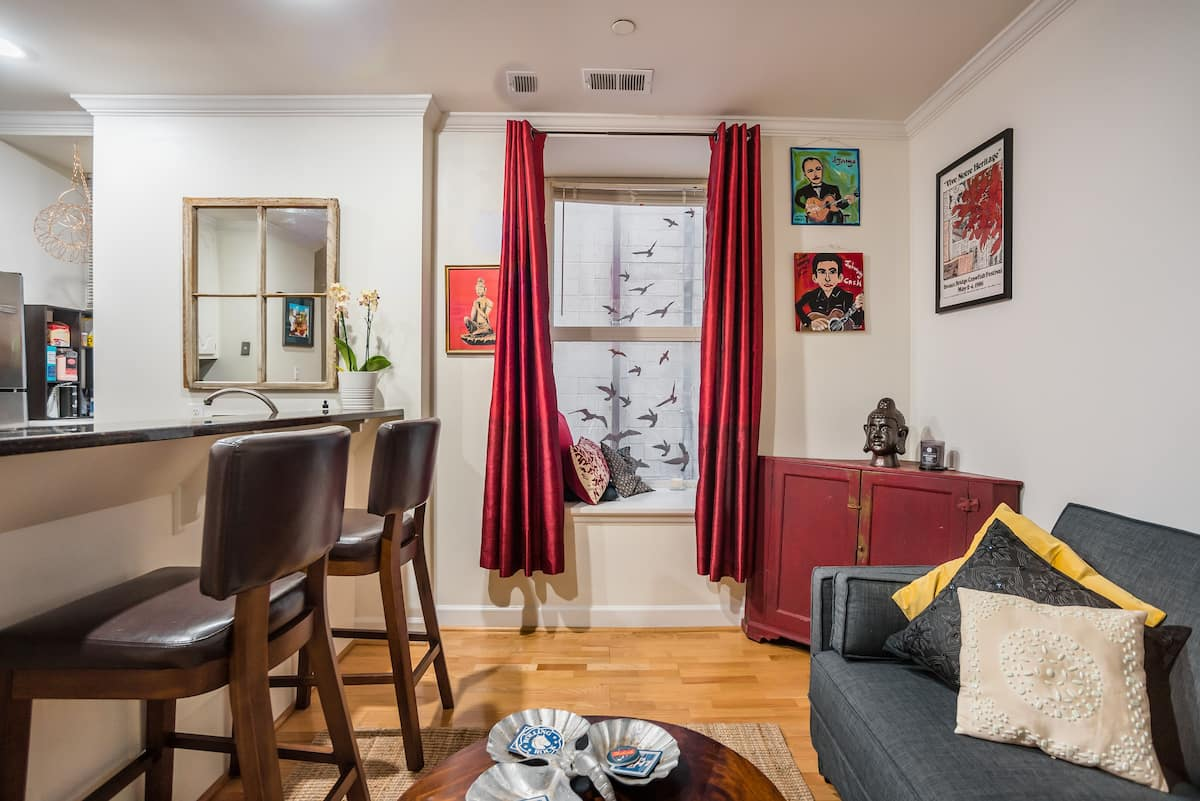 Walk Everywhere from this Hip and Historic Downtown Condo