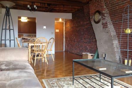 Classic Downtown Boston Apartment - ボストン