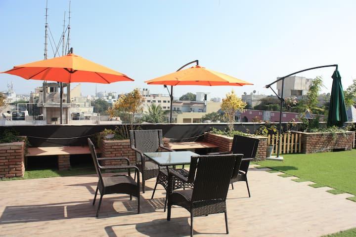Premium Service Apartment at Indore