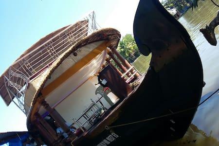 Allappey Houseboat , Allappuzha , Kerala - Allapuzha