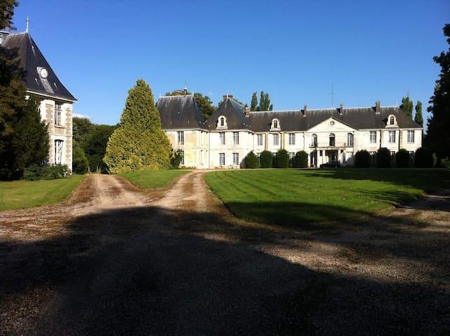 Chambres Chateau de Mauny demeure Historique