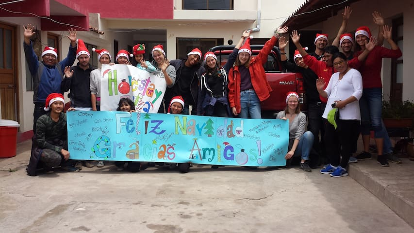HOMESTAY BERTHA - SOLIDARITY CHRISTMAS