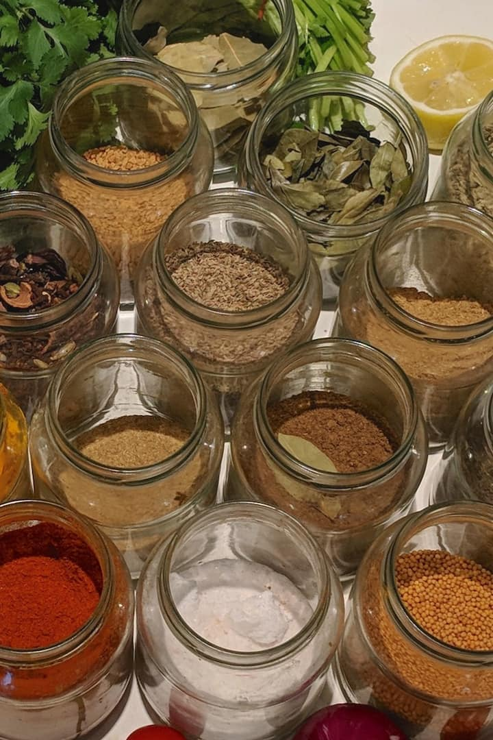 Every Spice Has An Important Role.