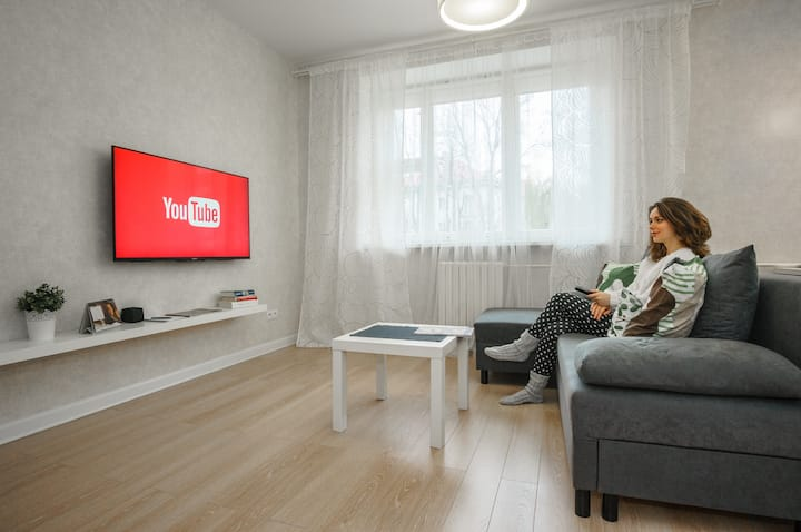 NEW Clean&safe apartment with WI-FI