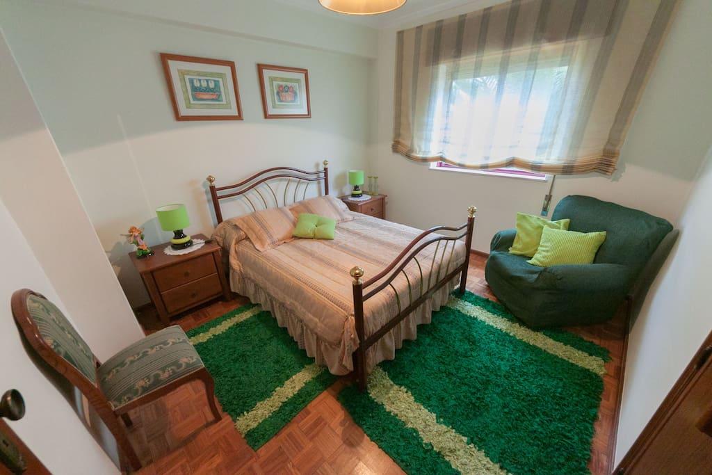 Chambre 2 (pour 2 adultes)