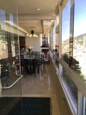 Cozy apartment in Caracas-East - Caracas - Apartment