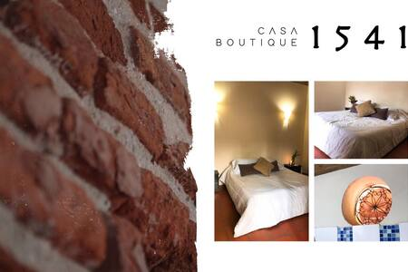 Casa Boutique 1541 - Suite Colonial Santo Domingo