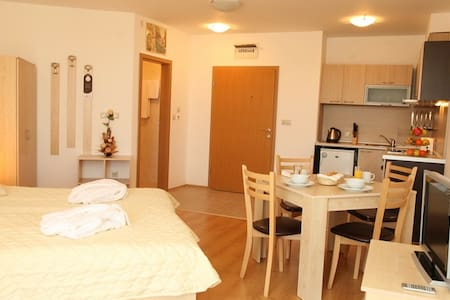Nice Studio in Aspen Golf near Bansko - Appartement