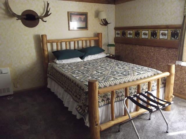 Alaska room - Willow - Bed & Breakfast