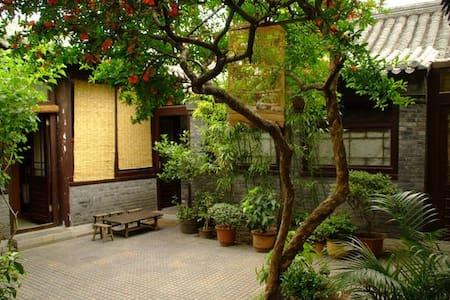Jinsi Courtyard in central Beijing4 - Beijing