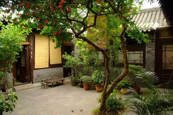 Jinsi Courtyard in central Beijing4