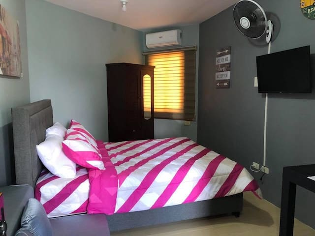Lucena  Studio Apartment- 2Beds Near Sm-WIFI-U8