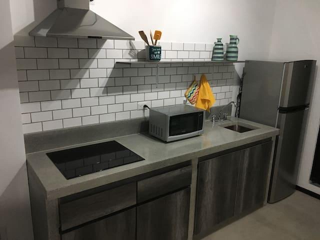 Luxury apartment in downtown Monterrey