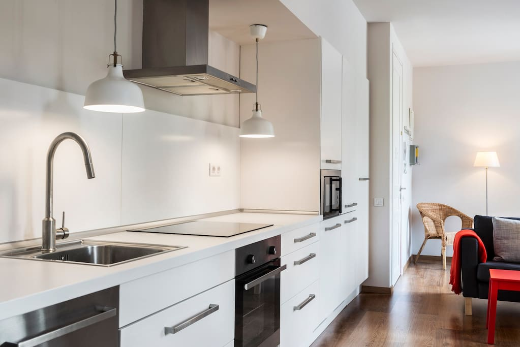 Eixample 4 sagrada familia hutb 008379 appartamenti in for Appartamenti barcellona eixample