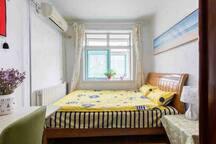 长途汽车总站动物园附近温馨舒适两室一厅小家