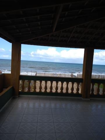 Casa Completa Beira Mar no Conde Próx. Siribinha !