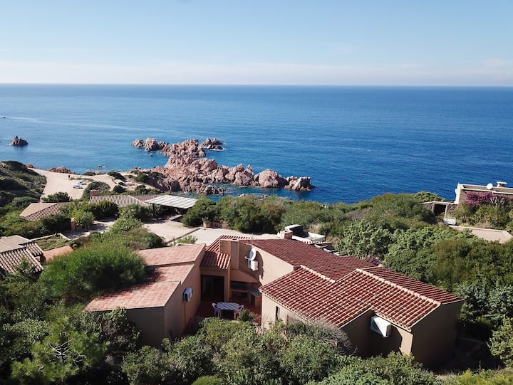 Villa Helena, sea view, climate in every room