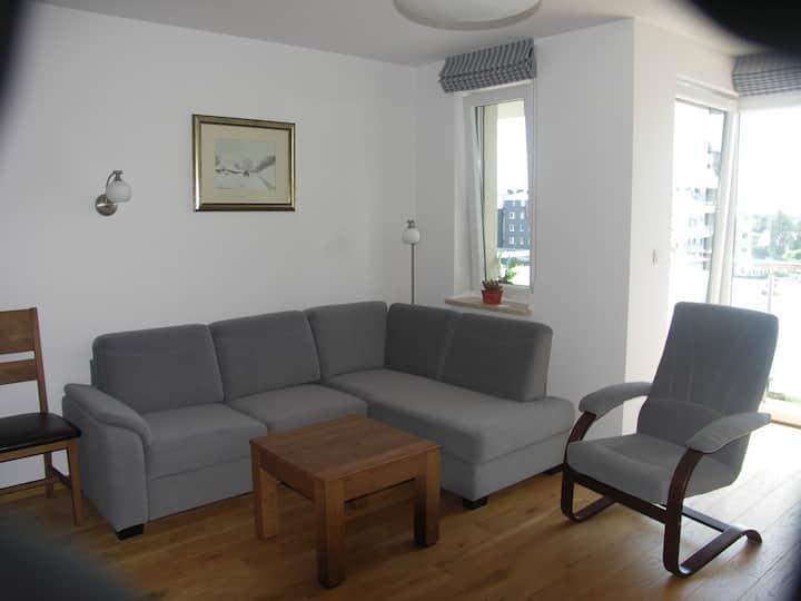 Słoneczne mieszkanie dla 2-4 osób