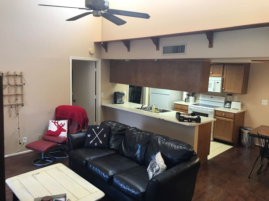 Living Room & Kitchen 1