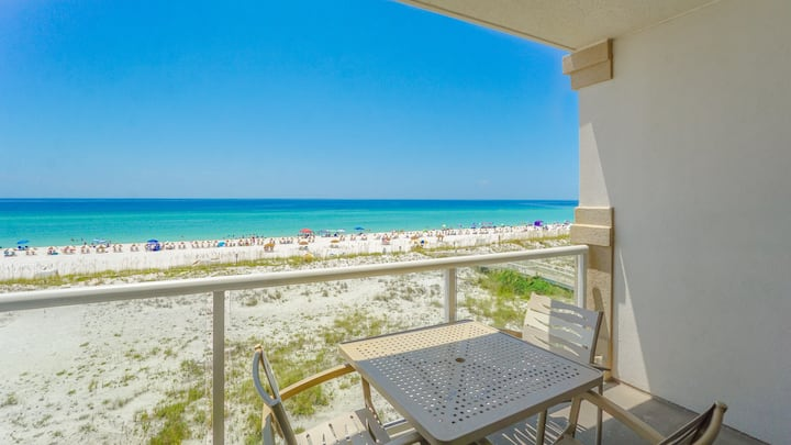 BC 303B Cabana at Beach Club 2B Gulf Front