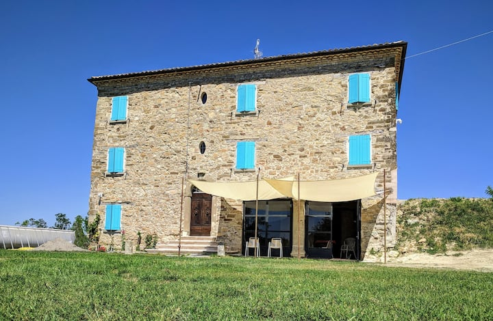 Marcantonio country House