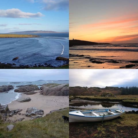 The River House B&B on the Wild Atlantic Way - Dungloe - Bed & Breakfast