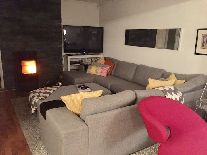 3 bdrm home close to Telemark Canal  and the city
