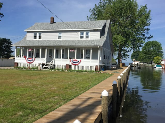 Lake St Clair Swan View Inn - Port Cabin - Algonac - Byt