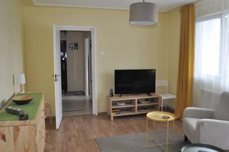 Cosy apartment in calm area