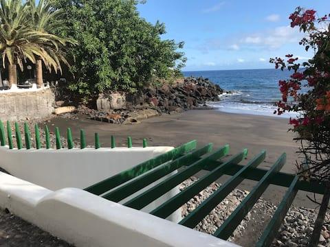 Apartamento playa chica las gaviotas