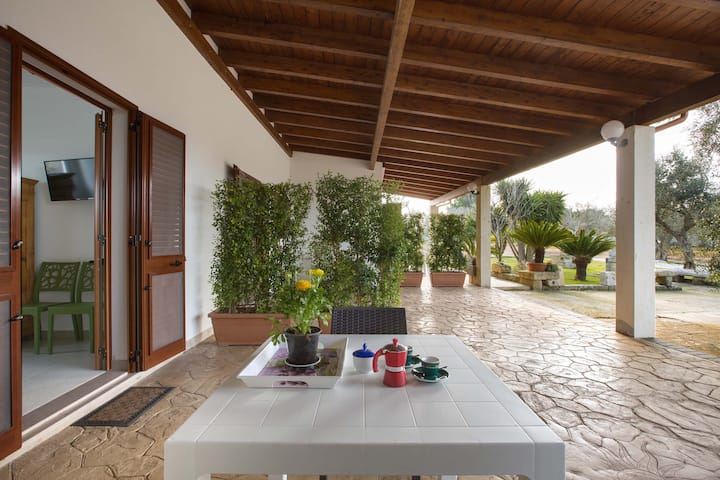 1820 Residence Villa Maddalena - Monolocale