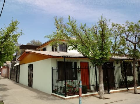Fully Equipped House 5 Pers in main avenue w/pond