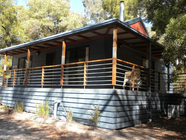 2 bedroom villa self-contained - Gang Gang - Halls Gap - Villa