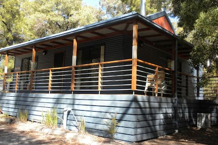 2 bedroom (self-contained) villa - Gang Gang - Halls Gap