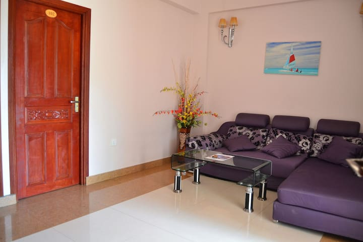 Best services, Great view :) - Hulhumale - Huis