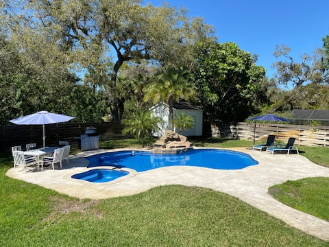 Ft. Myers/Okeechobee Area Vacation Home