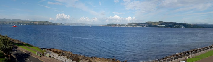 Apartment Seaview Dunoon