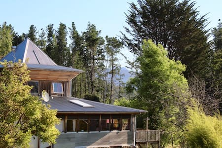 Secluded Wilderness Retreat in Eco Community