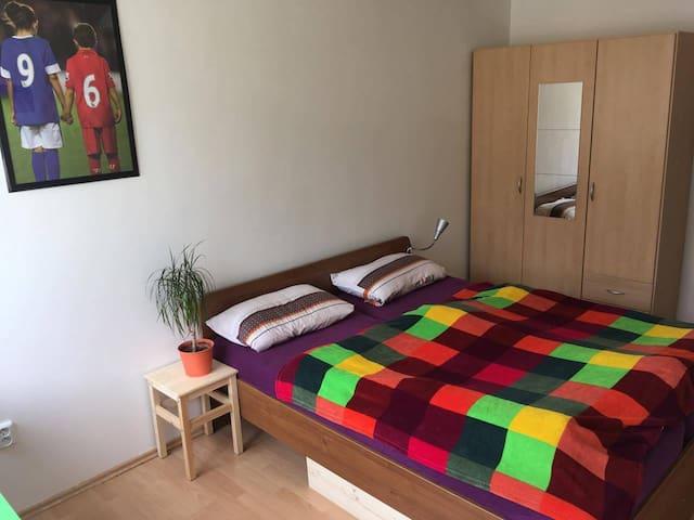 Sunny room in Boris´s flat