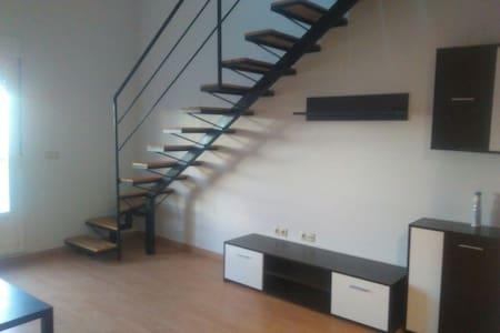 Apartamento1 en Villoria-Salamanca